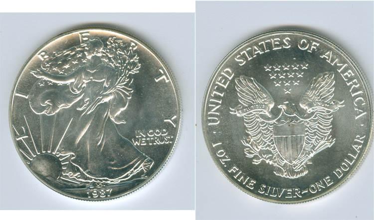 Каталог монет - сша