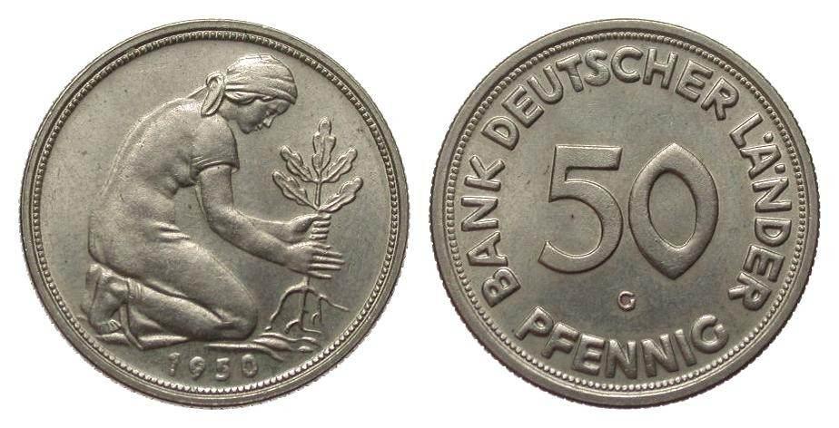 Монета с девушкой сажающей цветы 68